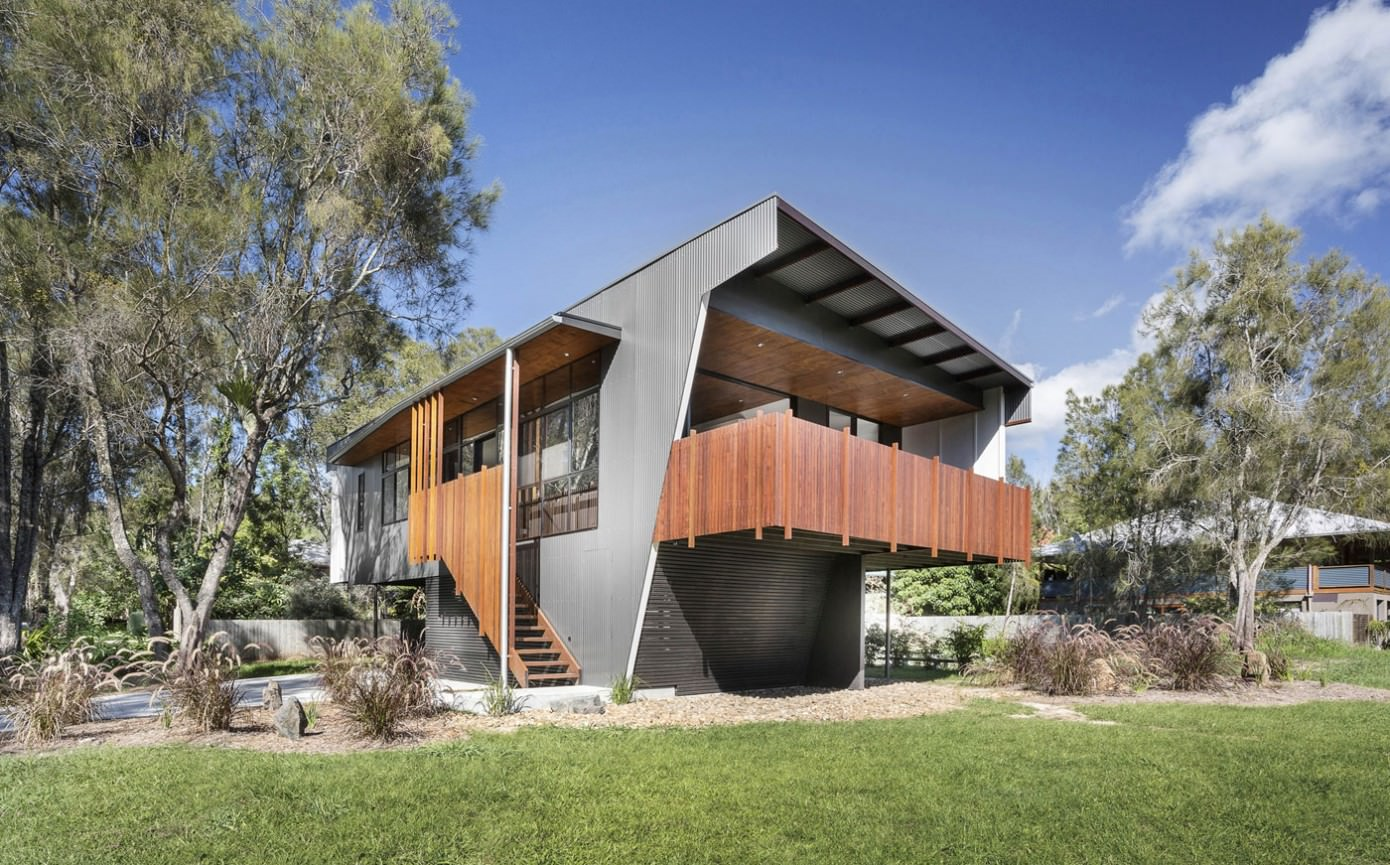 Northern Rivers Beach House by Refresh * Architecture