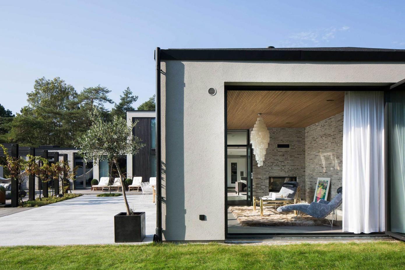 Villa J by Johan Sundberg