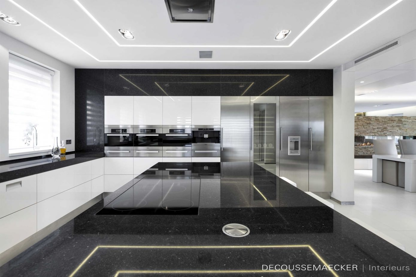 Private Residence by Guido Decoussemaecker