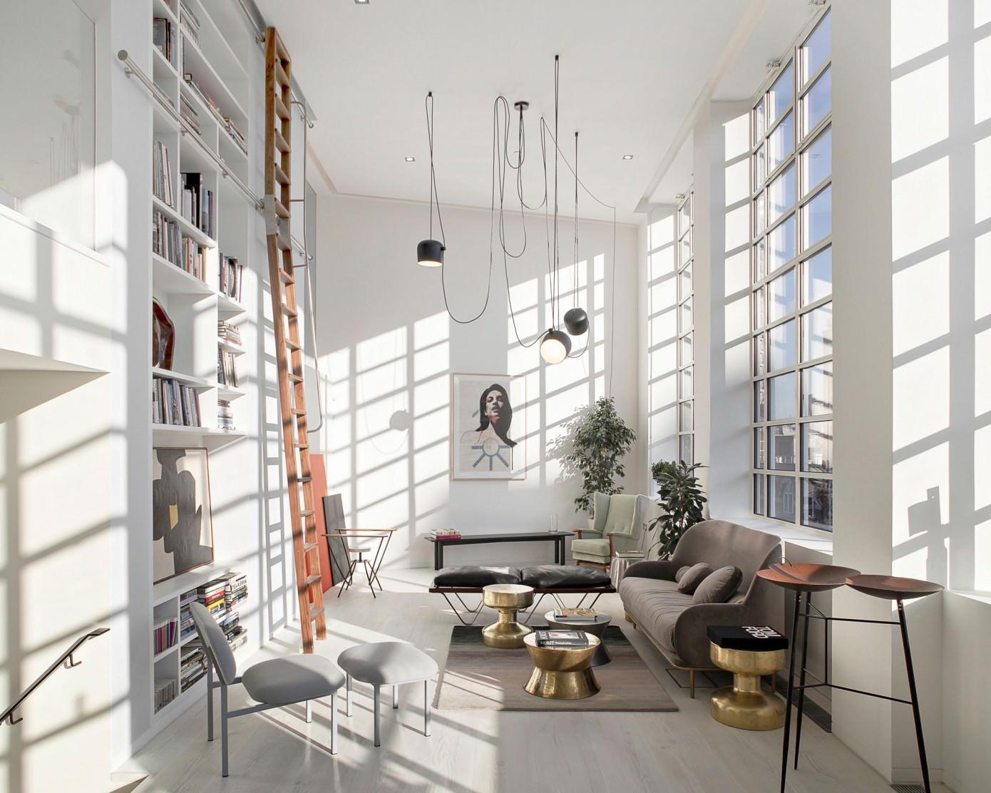 Saint Martins Loft by Darling Associates