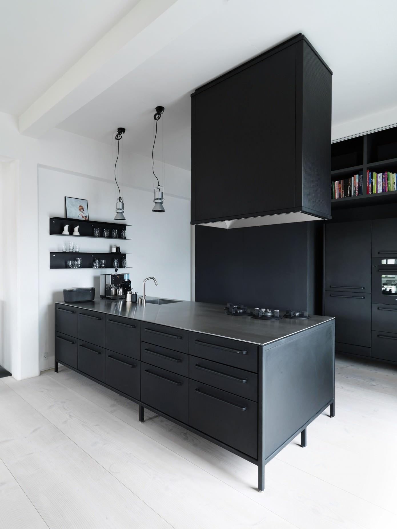 007 apartment copenhagen vipp homeadore - Outs studio keuken ...