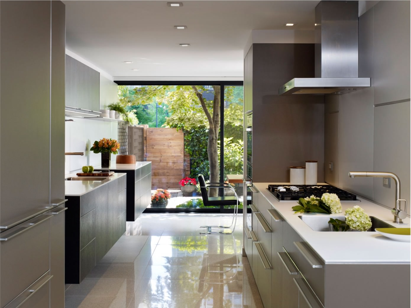 Society Hill Townhouse by k YODER design