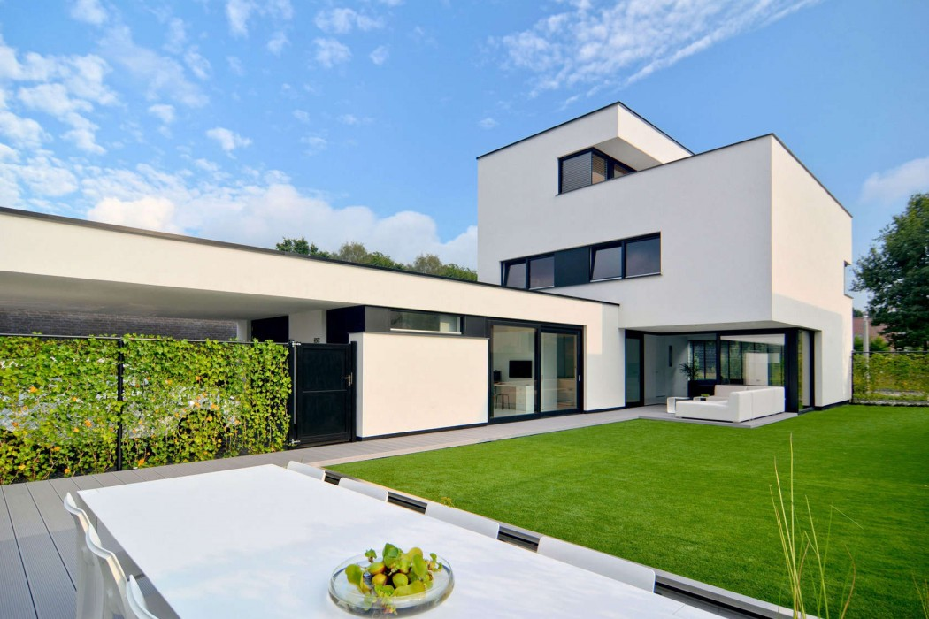 House K&N by CKX Architects