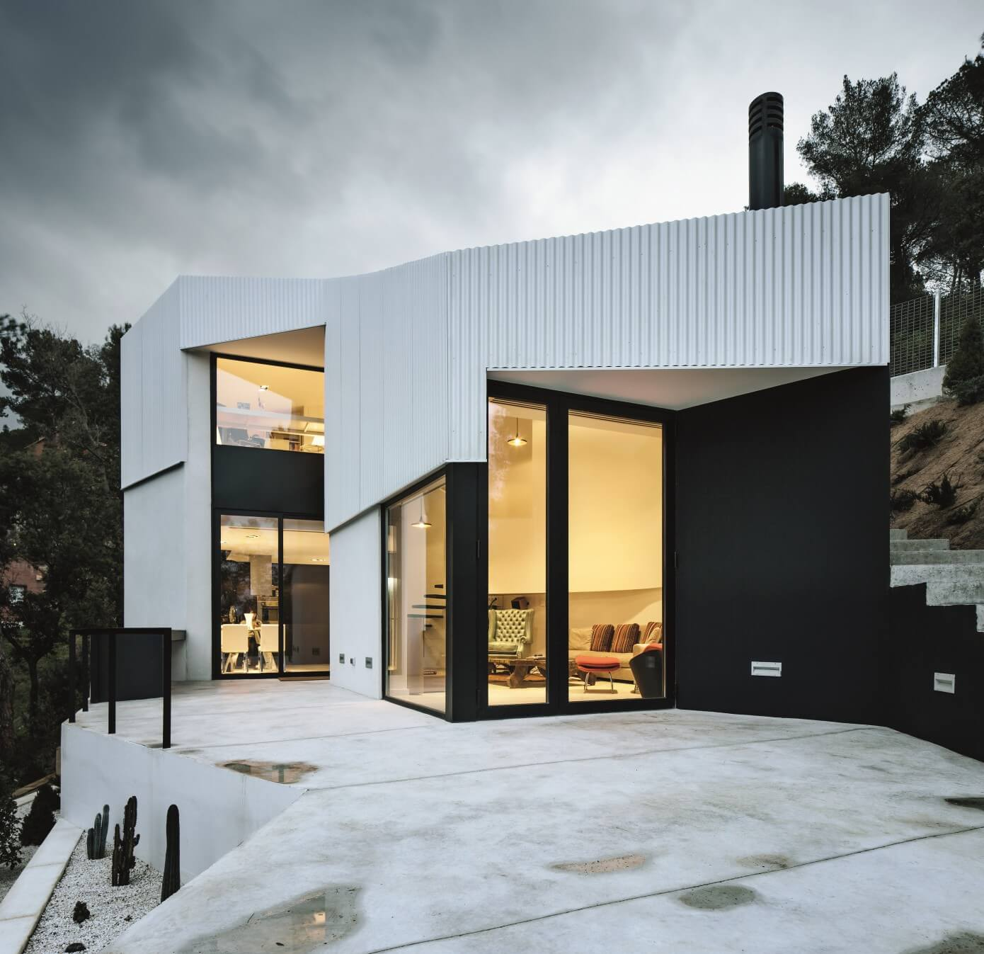 House AT by MIRAG Arquitectura i Gestió