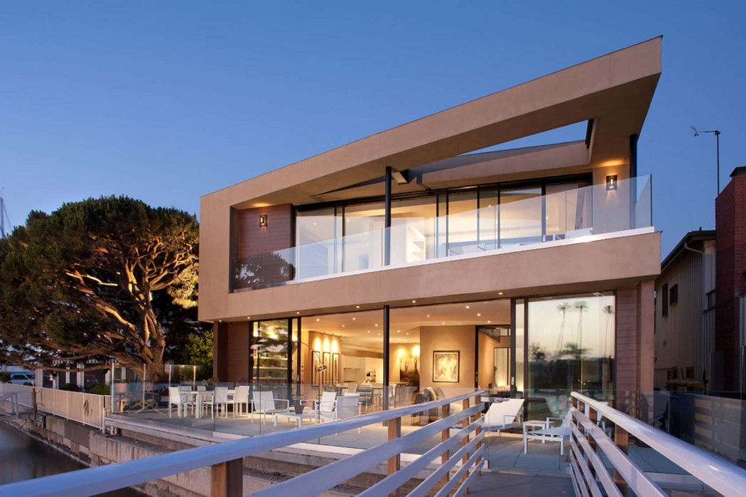 A House Near Water by SBCH Architects
