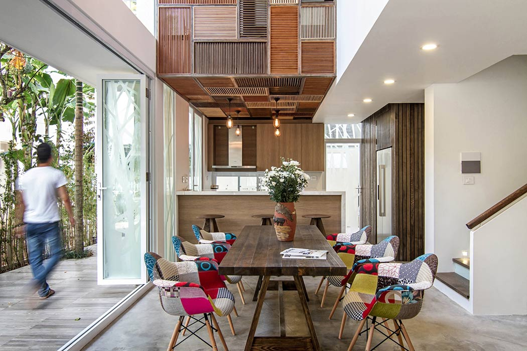 EPV House by AHL Architects & Associates