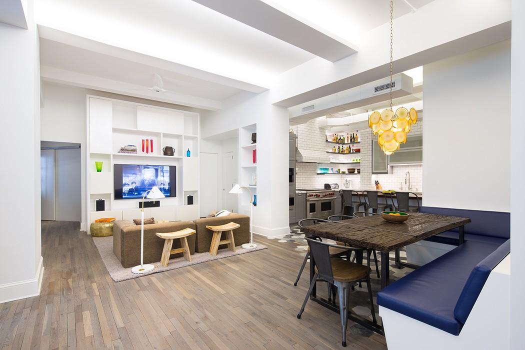 Flatiron Loft by MAD – Matiz Architecture & Design