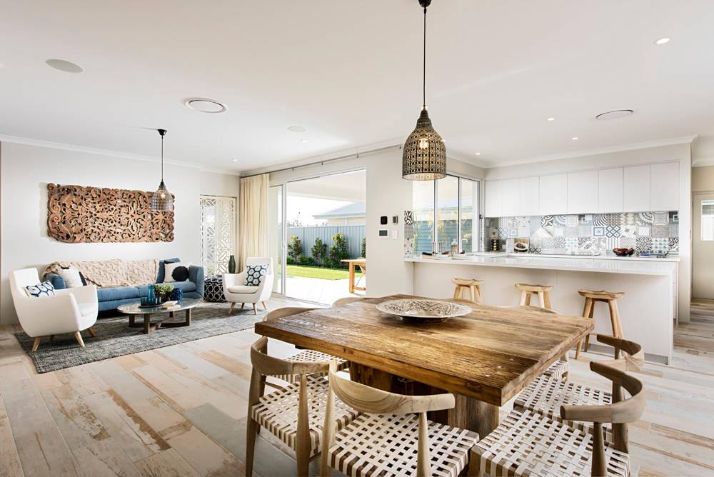 Hampton Beach Home by WA Country Builders