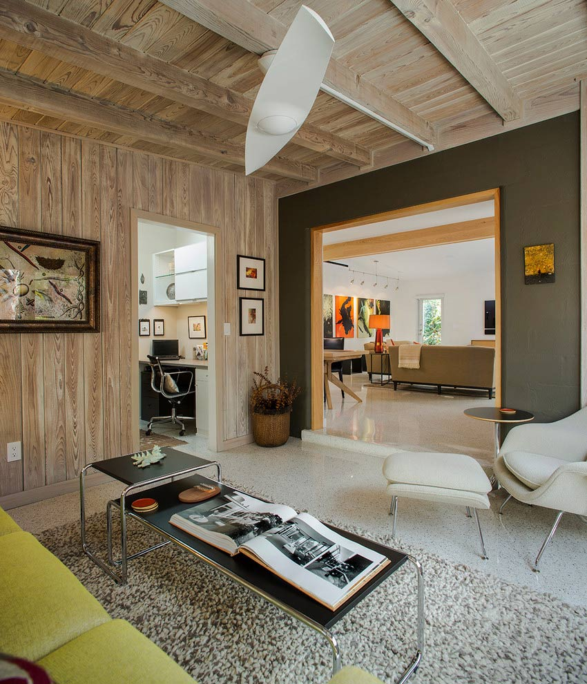 Midcentury Home by Dynan Construction Management