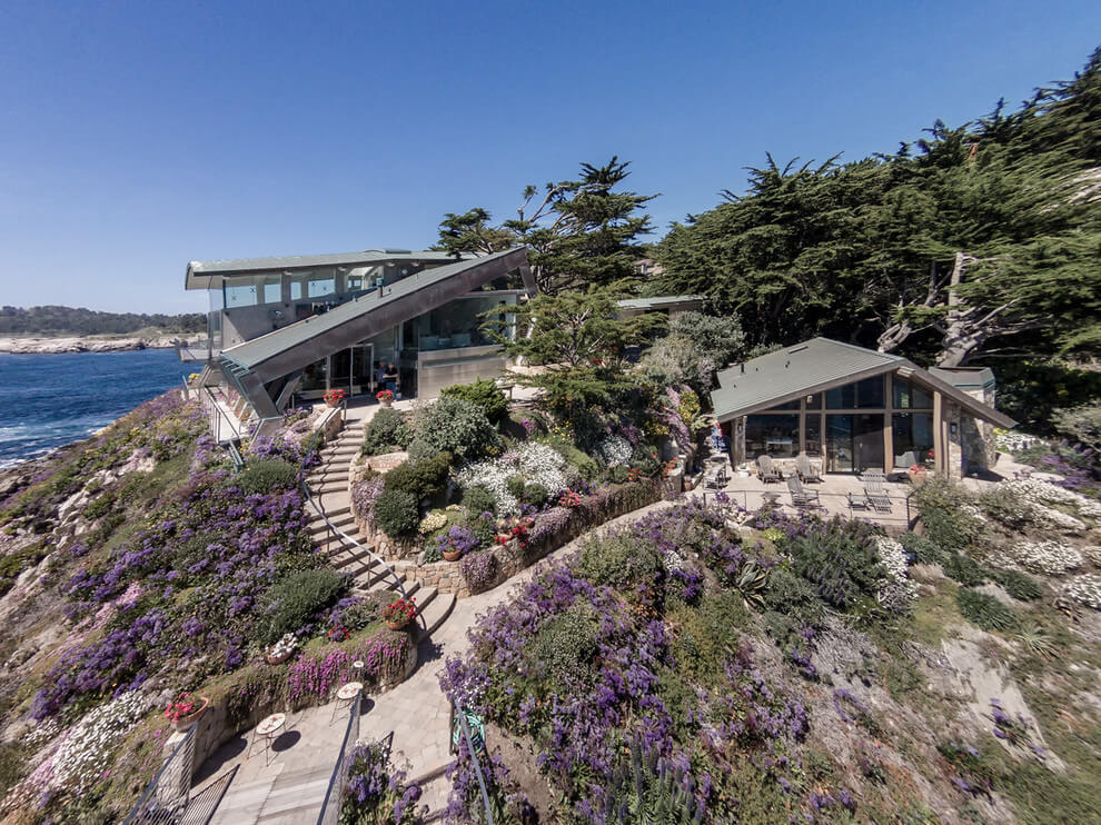 Carmel Highlands Residence By Eric Miller Architects