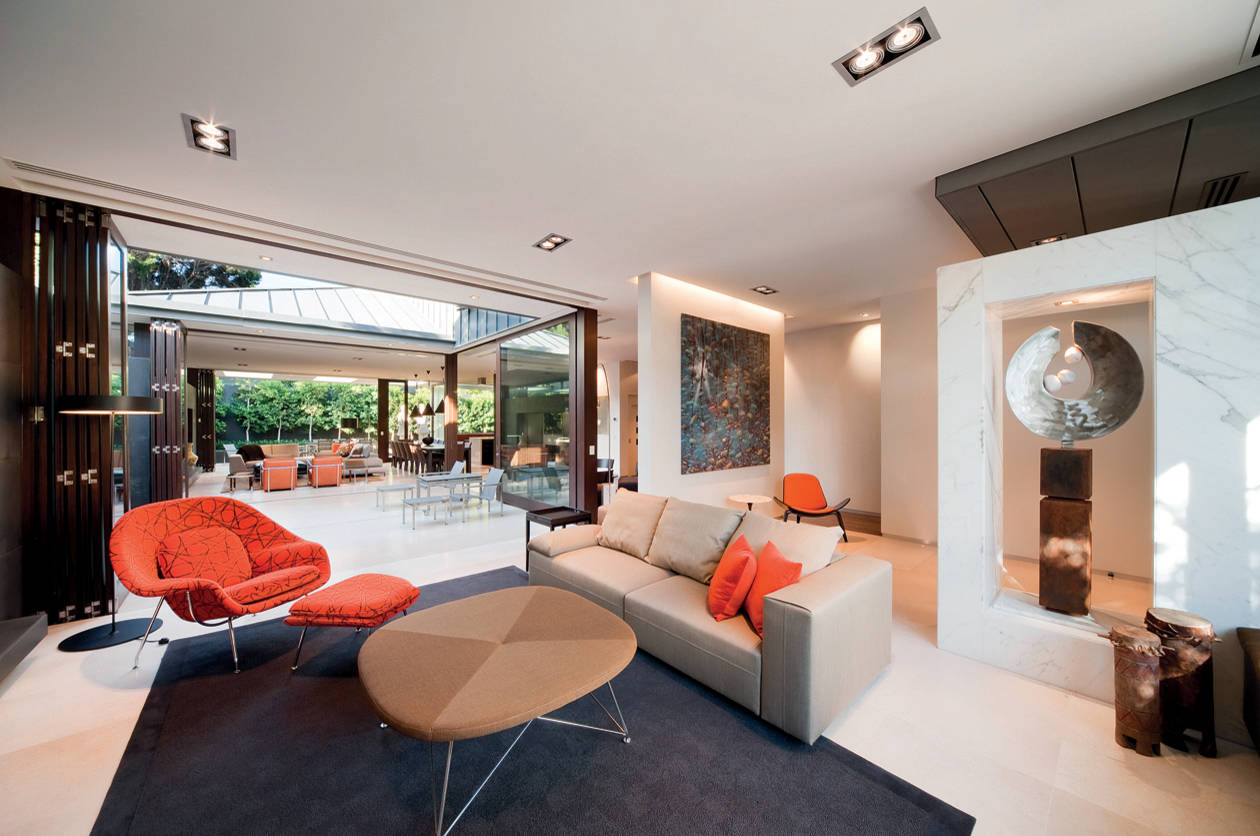 Hunter House by Darren Carnell Architects