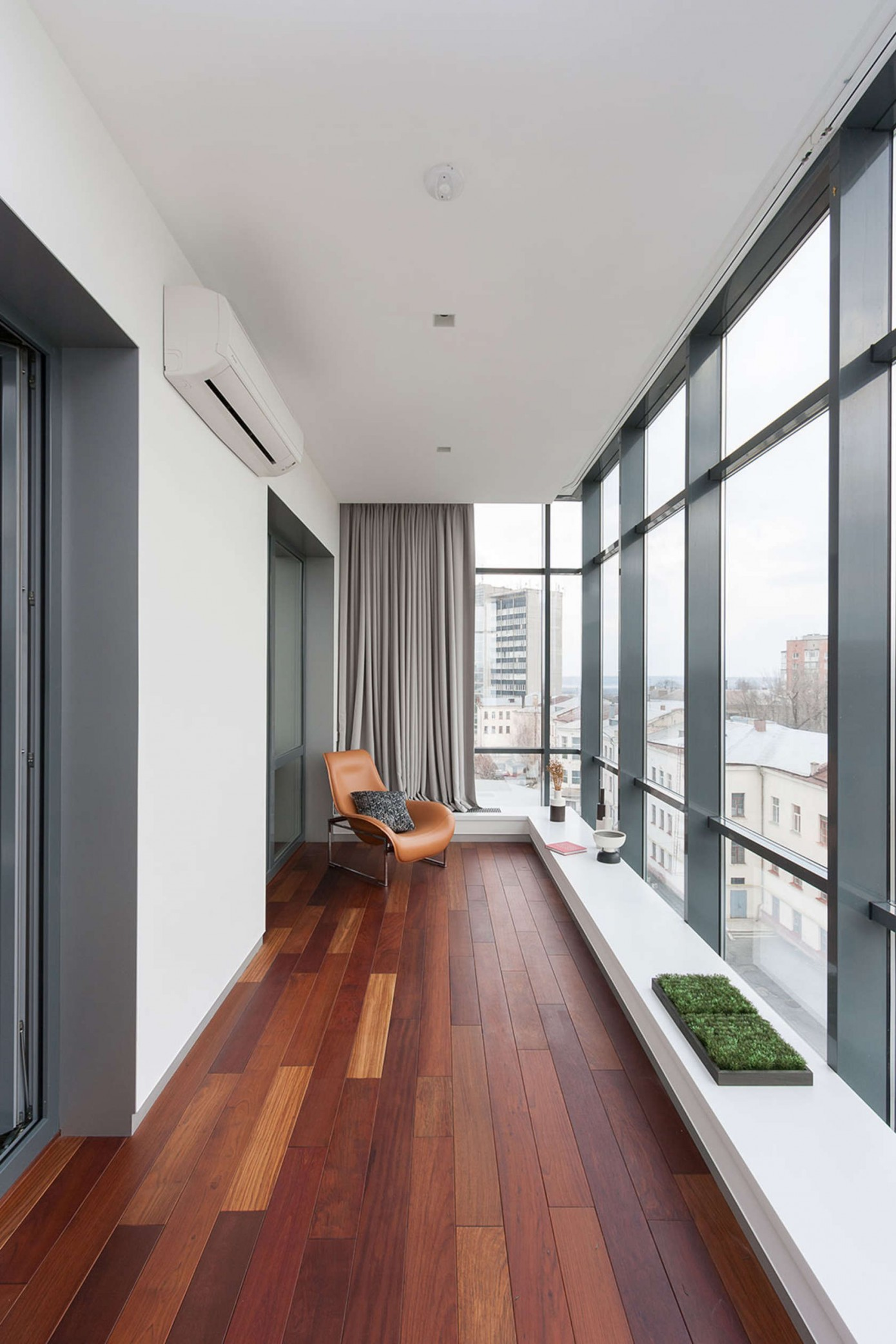 Дизайн балкона: идеи, интересные решения, фото - 23 фото - m.