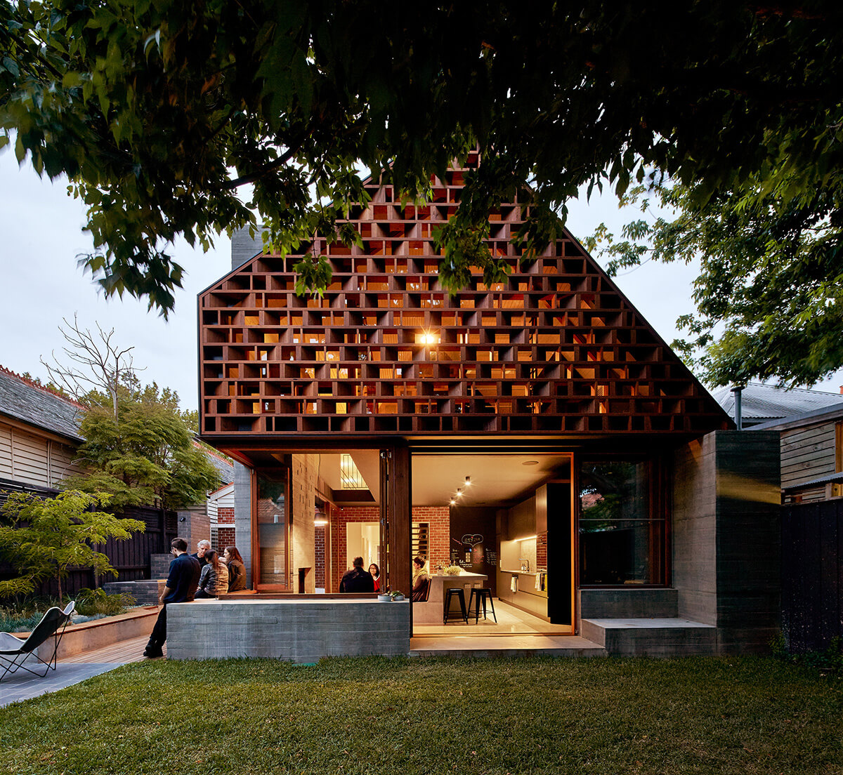 001 local house architecture homeadore for Local architects