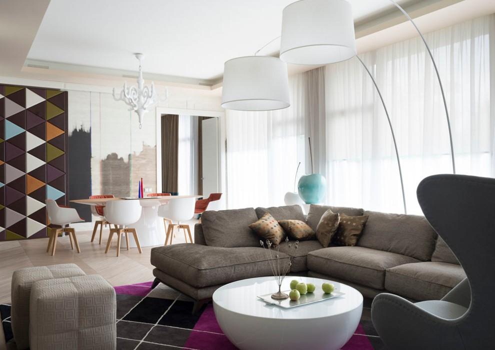 Teterinskiy Apartment by Irene Z