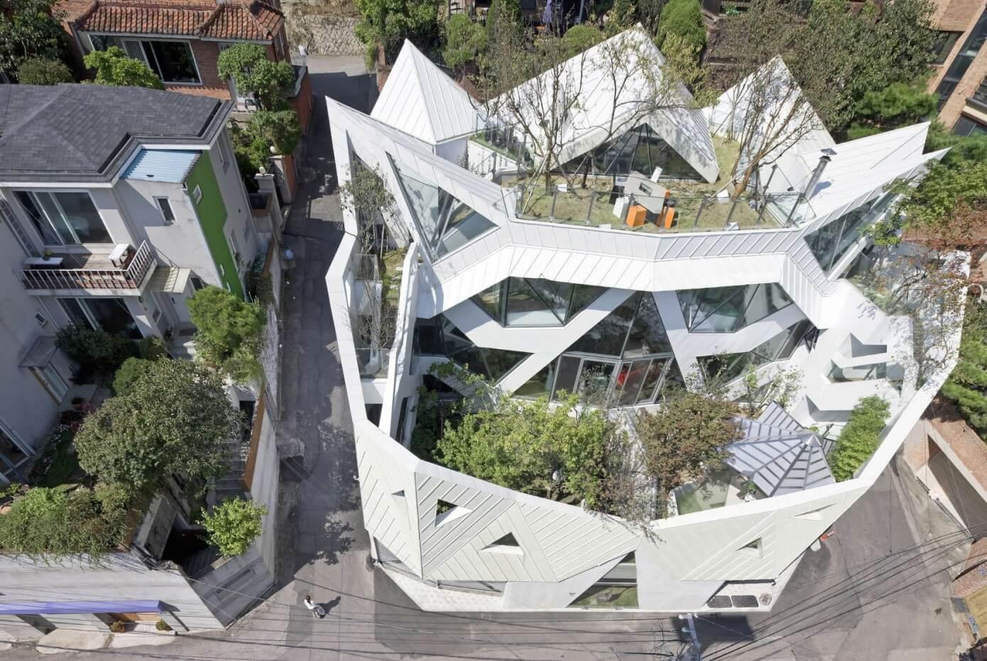 Hwa hun by iroje khm architects homeadore