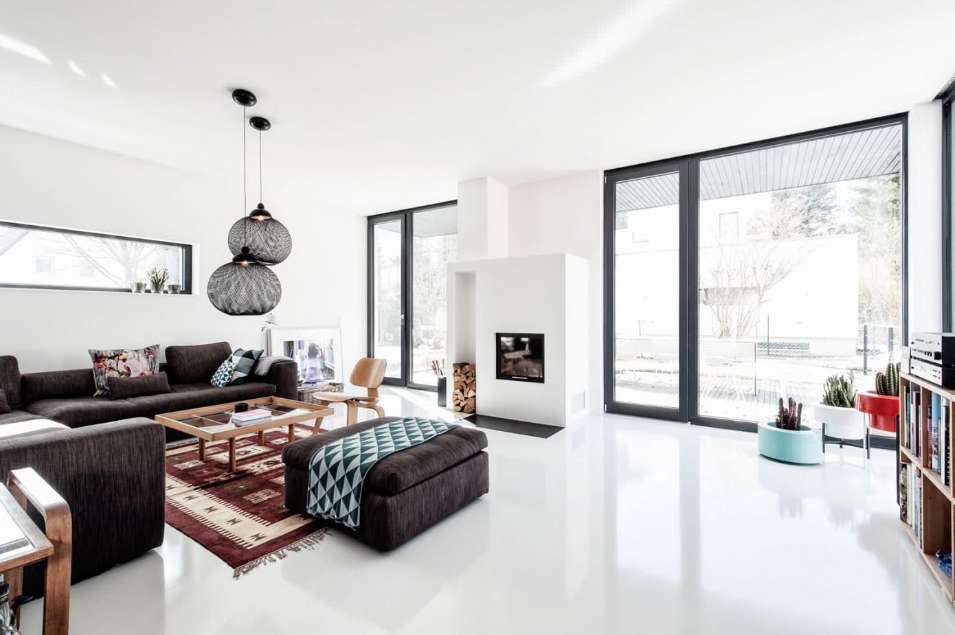 Gräfelfing House By Uwe Klose « HomeAdore