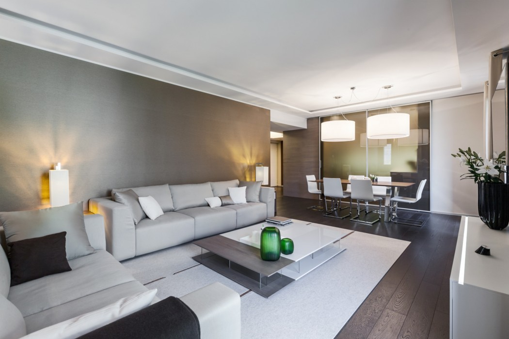 Apartment in Monaco by NG-Studio