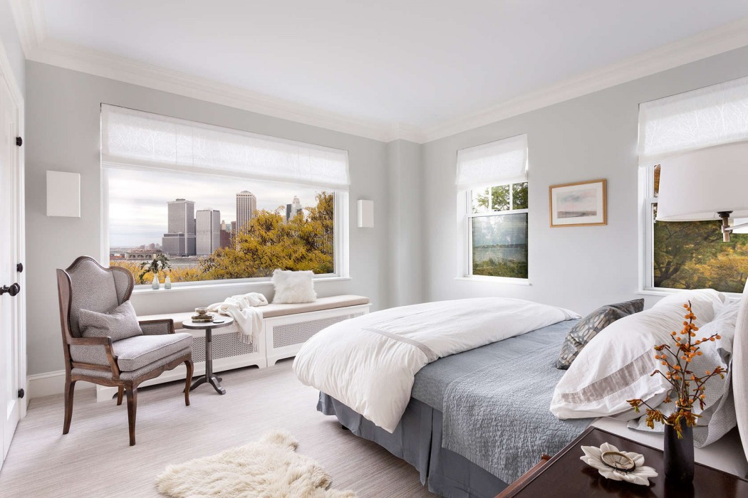 Brooklyn Heights Apartment by Ben Herzog