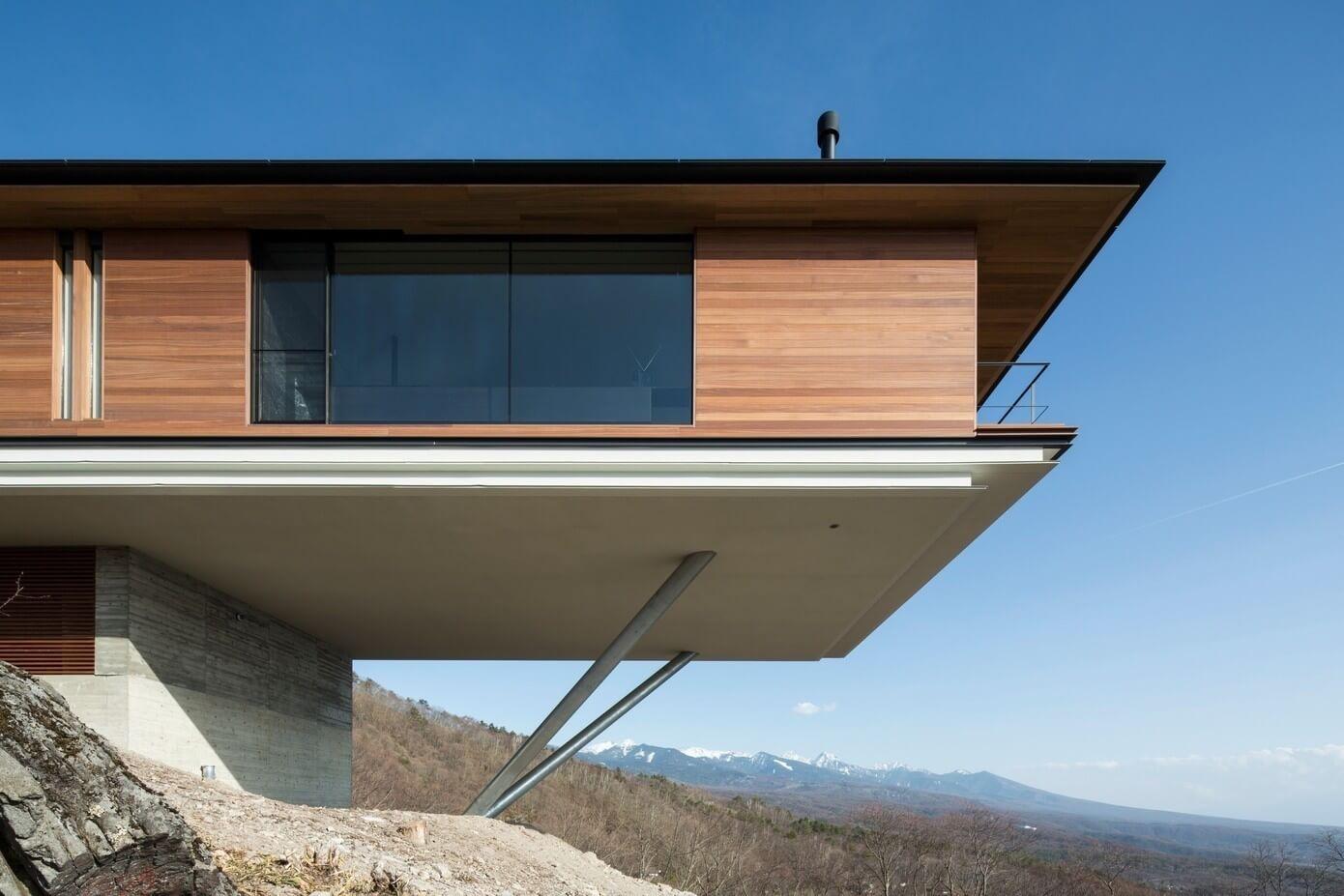 House in yatsugatake by kidosaki architects studio homeadore for Kidosaki house