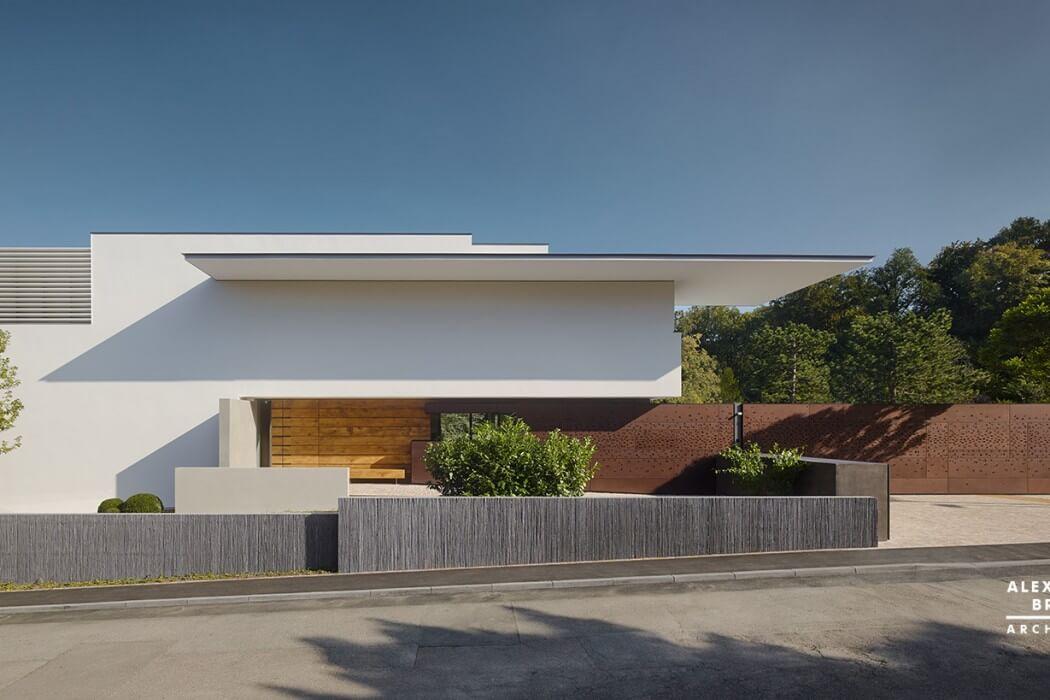SOL House by Alexander Brenner