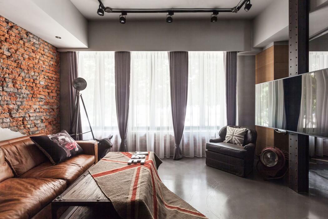 Taipei Apartment by CHI-TORCH Interior Design