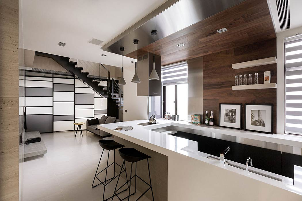 Lo Residence by LGCA DESIGN