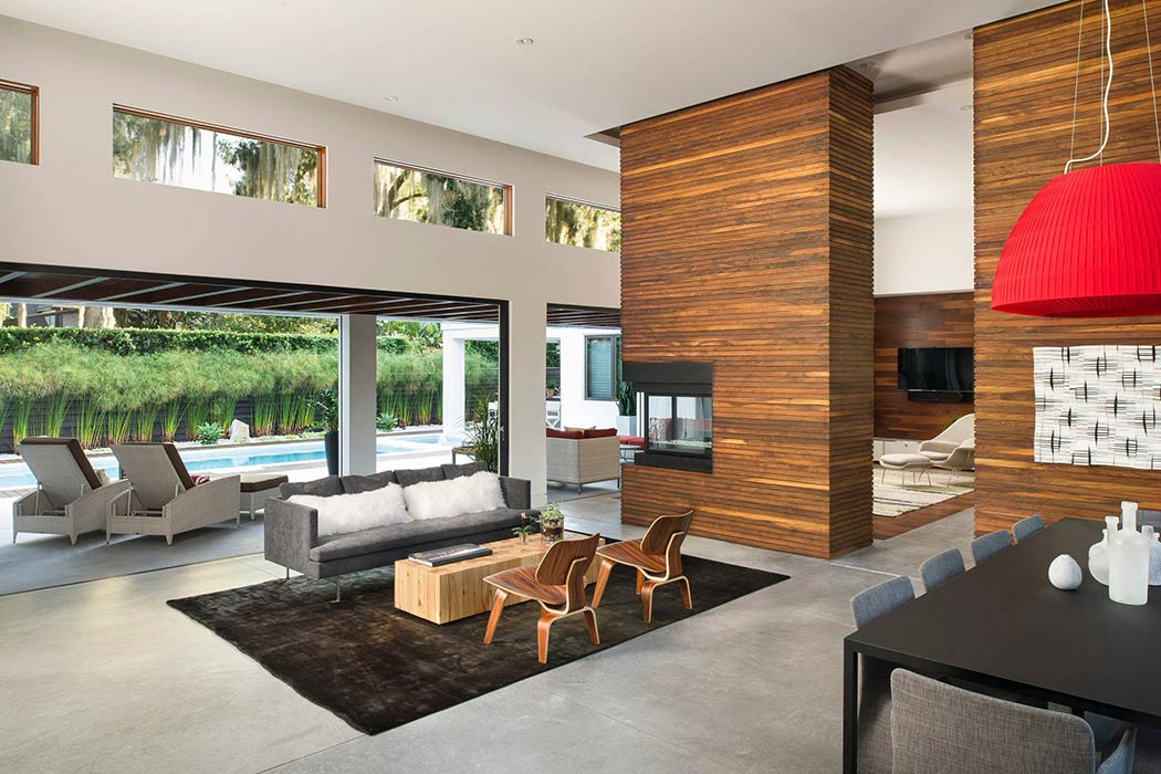 Contemporary Home by CL Studio