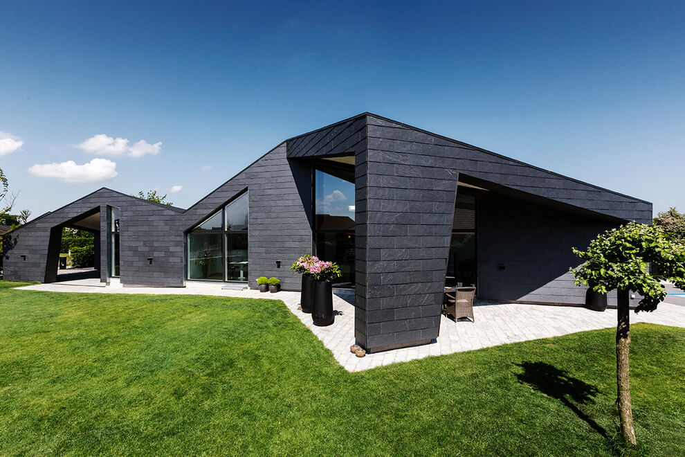 Unique House By Skanlux Homeadore