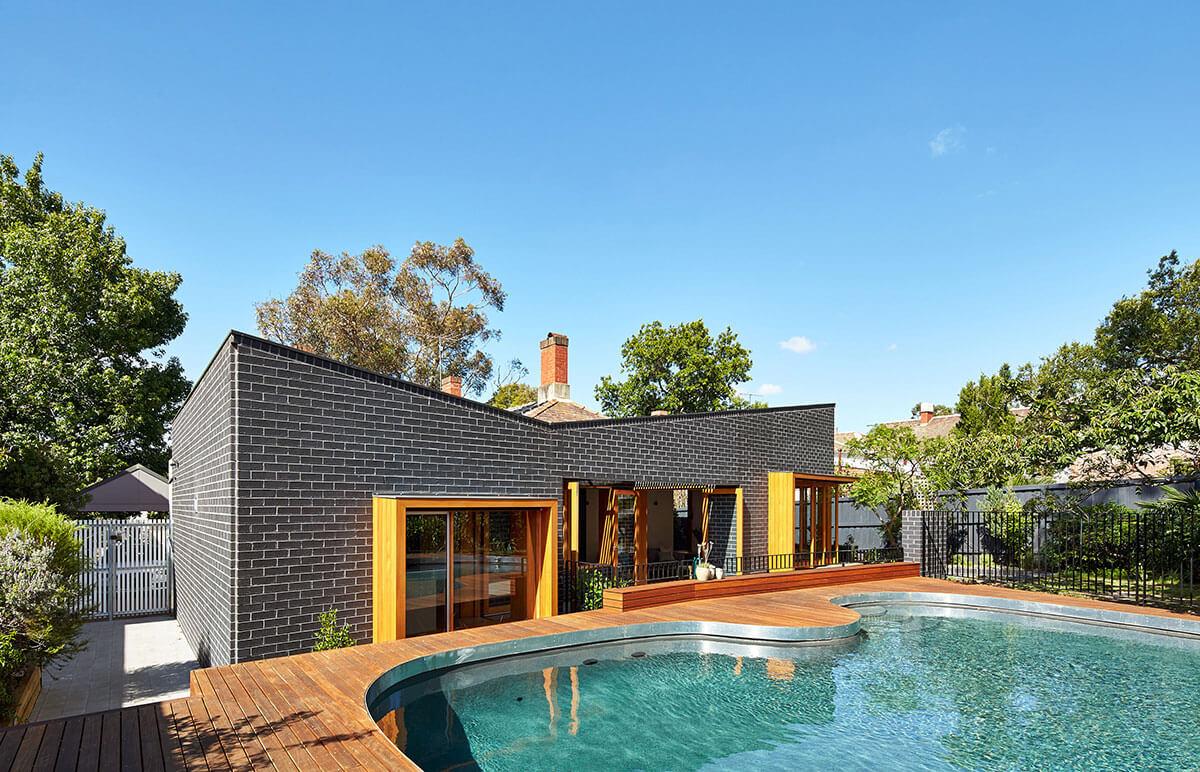 House Rosebank by MAKE