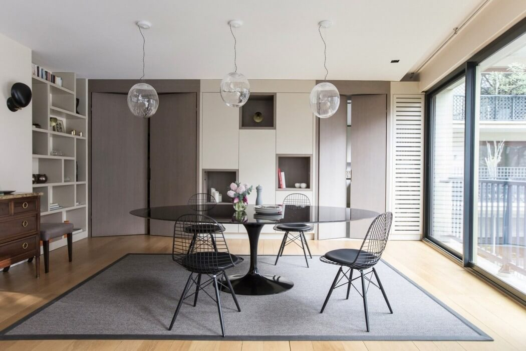 Victor Hugo Apartment by Camille Hermand