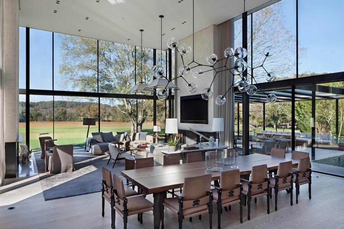 Tennessee Farmhouse by Meyer Davis Studio