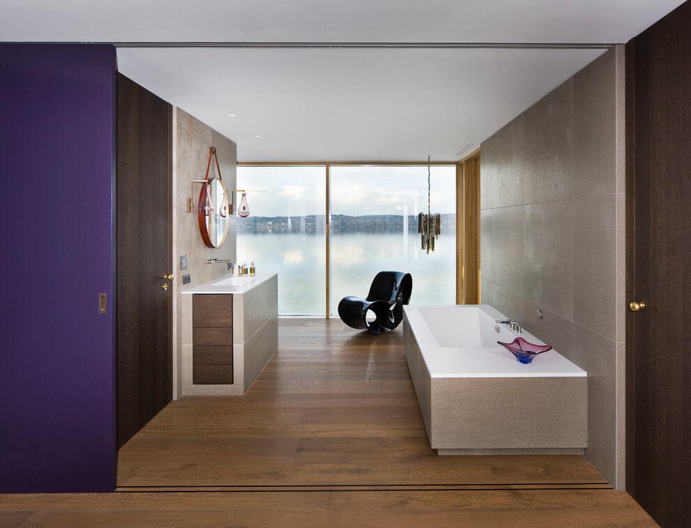 Lakefront Home by vonMeierMohr Architekten