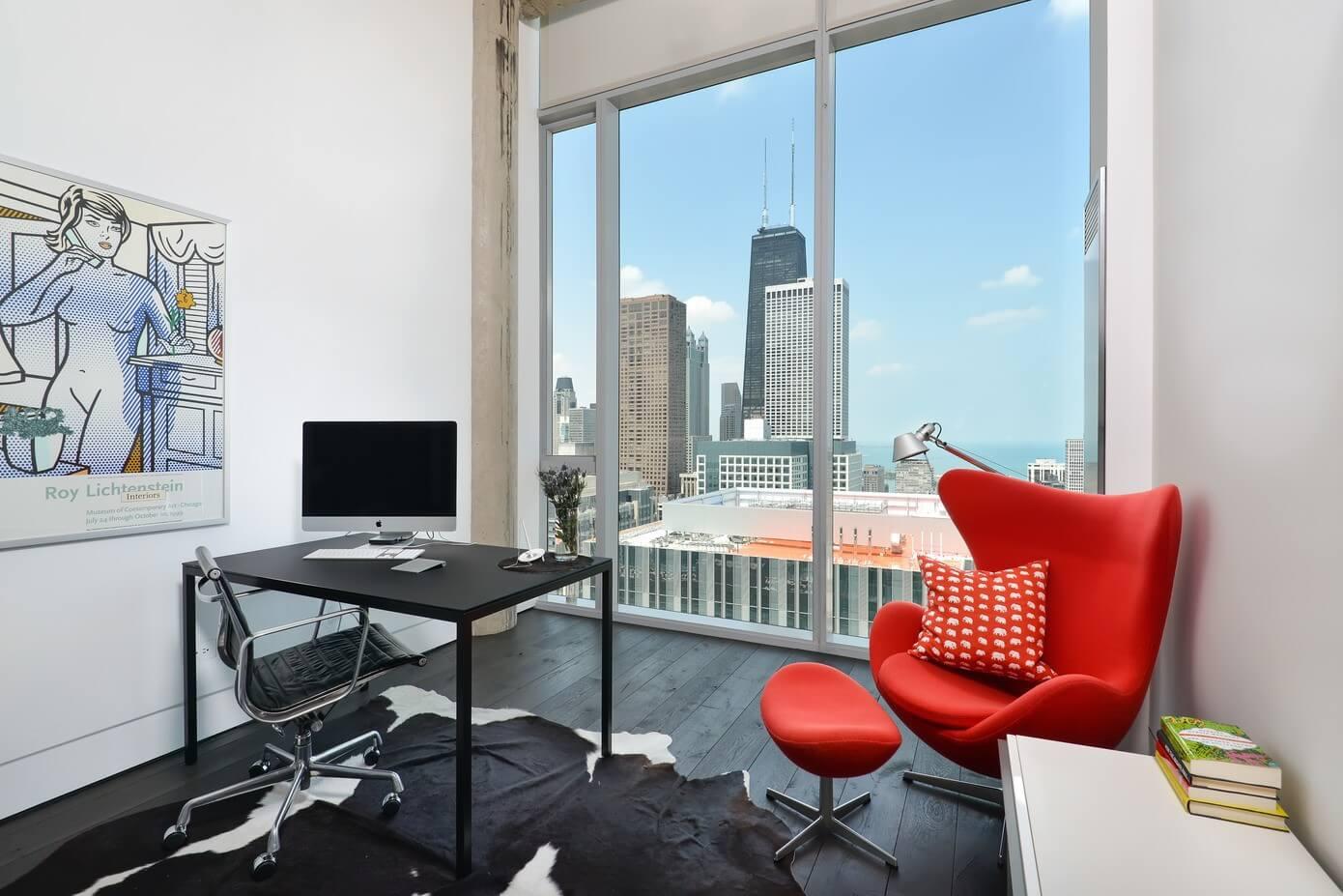 Chicago Hi-Rise by Dresner Design