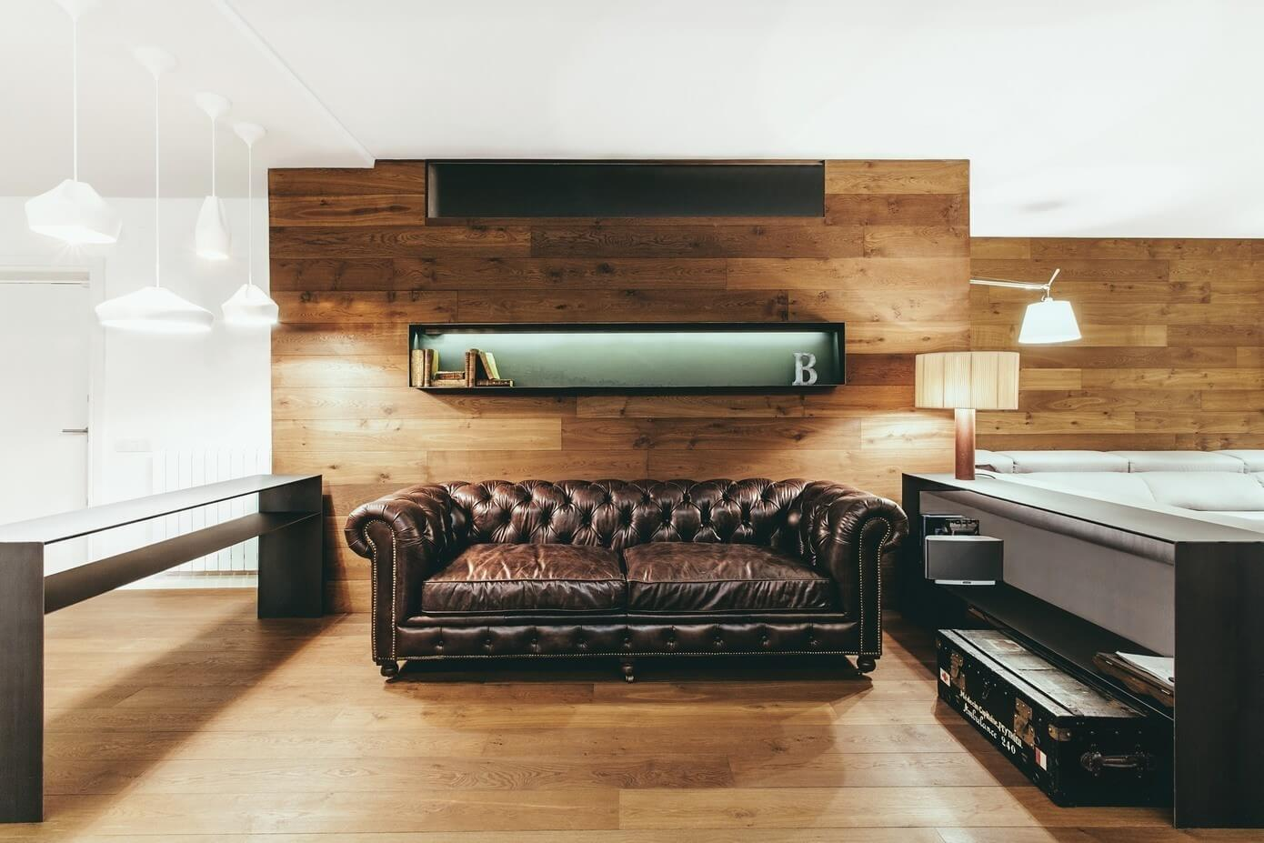 AB Apartment by Dom Arquitectura