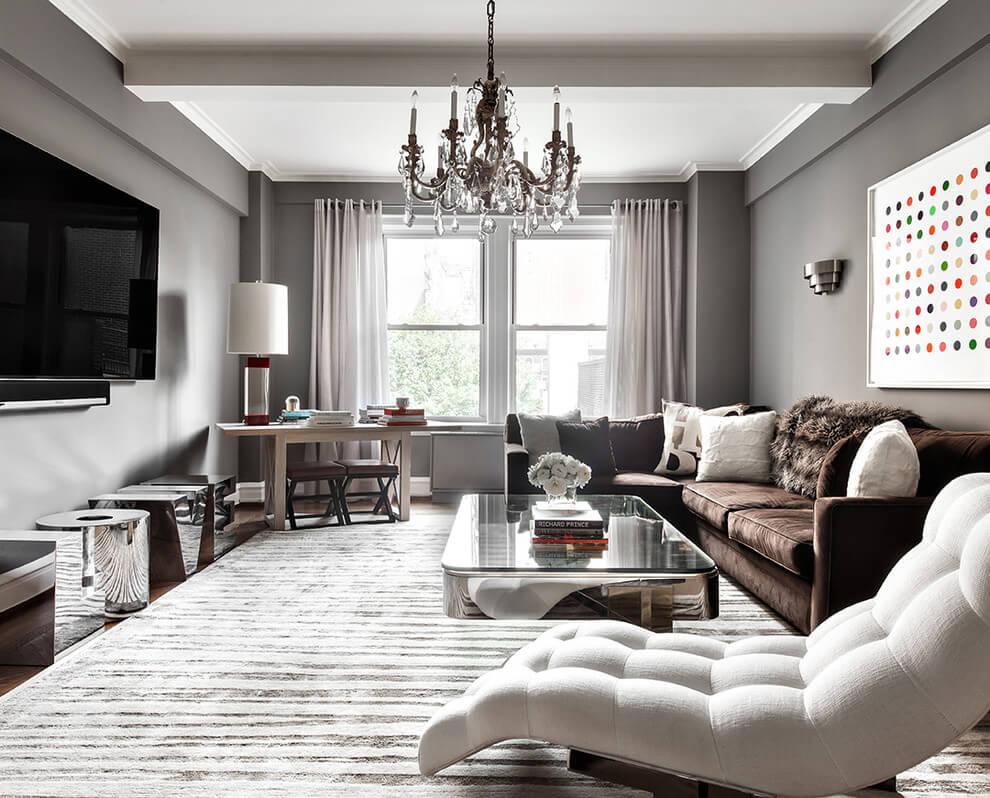 Park avenue modern by colleen lonergan studio homeadore for Shea homes design studio arizona