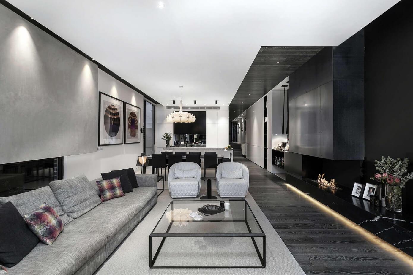 Caroline Residence by Architecton