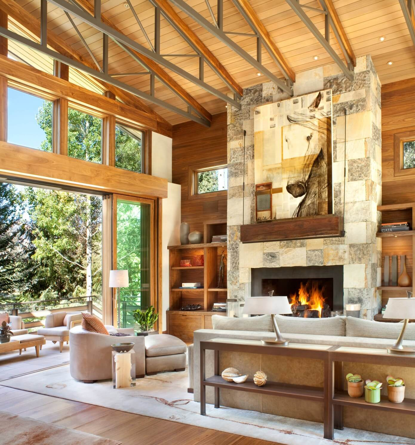 018 Vail Mountain Residence Suman Architects Homeadore