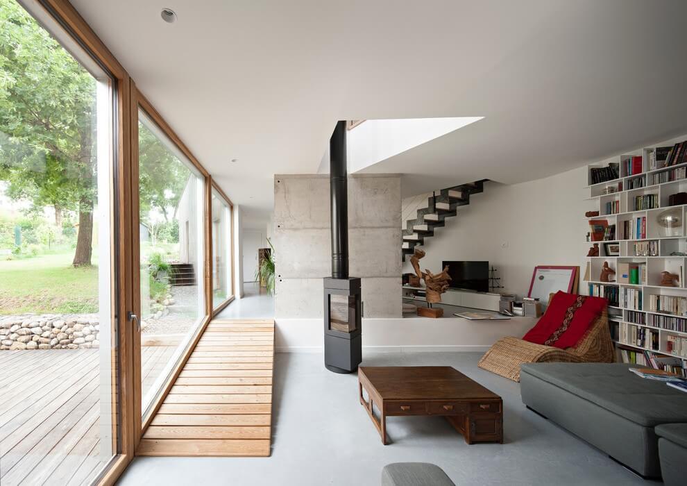 Maison VLB by Detroit Architectes