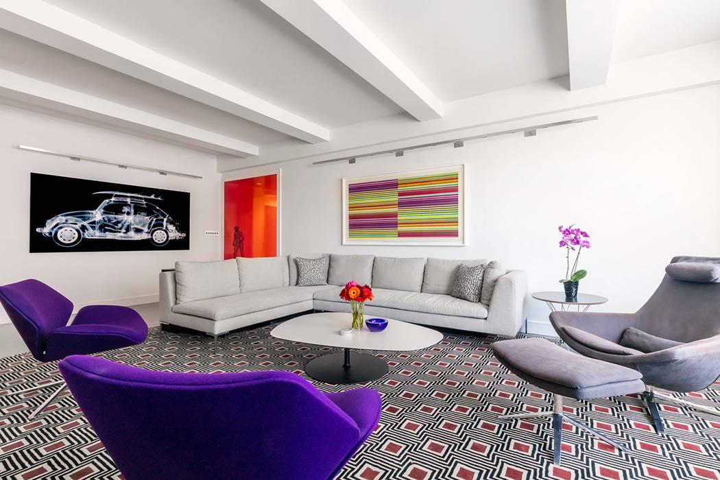 Park Avenue Apartment by Pier, Fine Associates