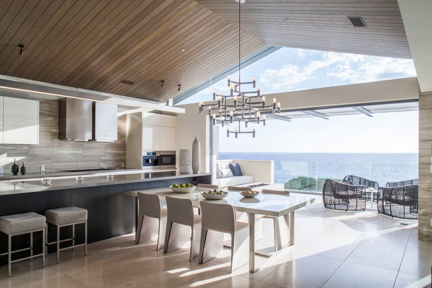 La senda by aria design homeadore for Design interni casa moderna