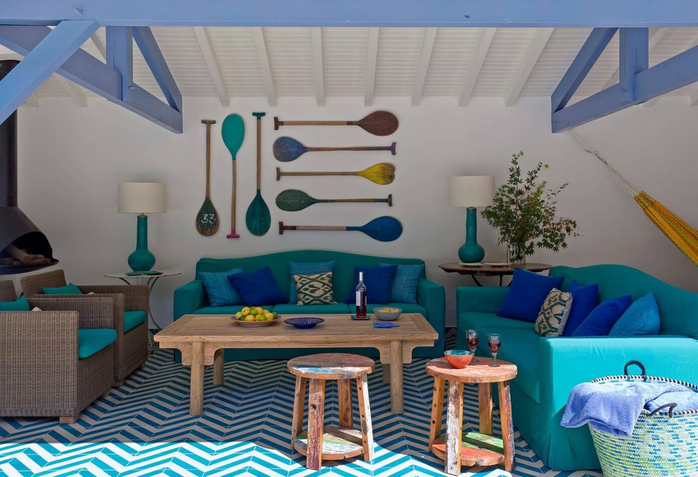 Biarritz Residence by Melian Randolph