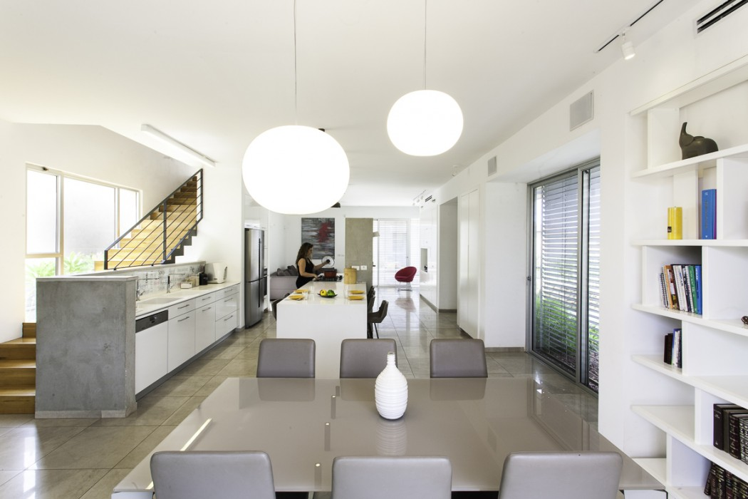 Residence in Moreshet by Saab Architects