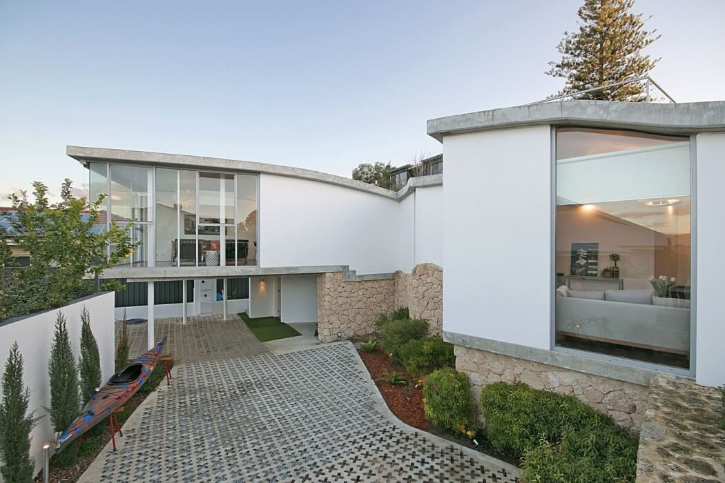 Aldrich House by Enter Projects