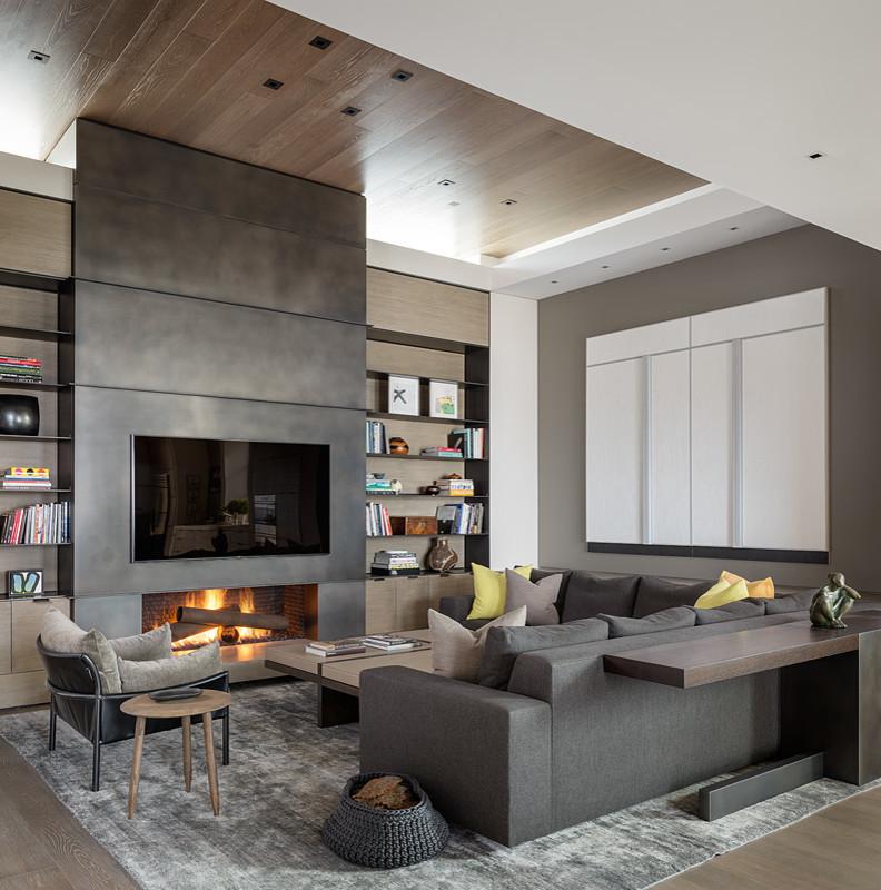 017 la jolla gallery house hayer architecture homeadore for Living room la jolla