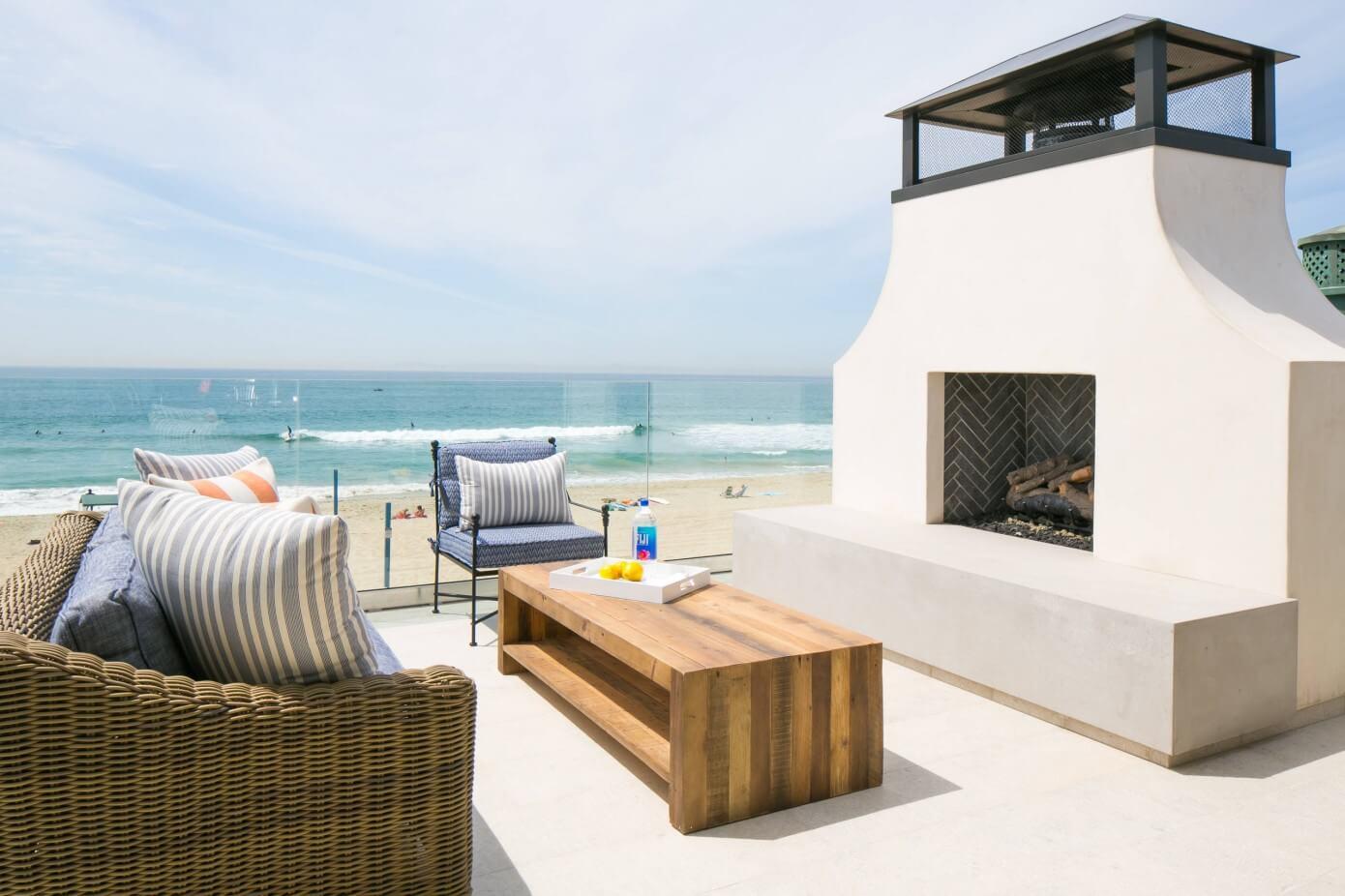 Seashore Home by Legacy Custom Homes