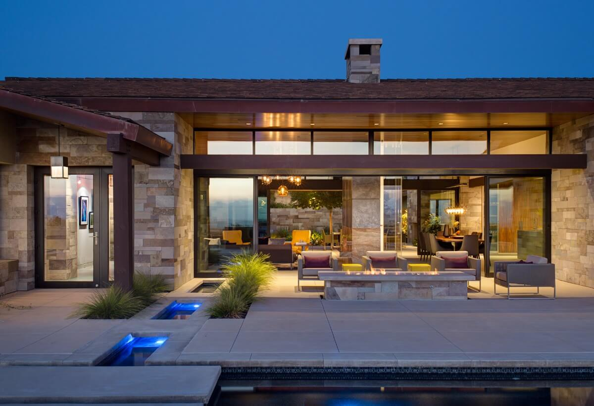 001 house san diego bruce peeling architect homeadore for Modern homes san diego