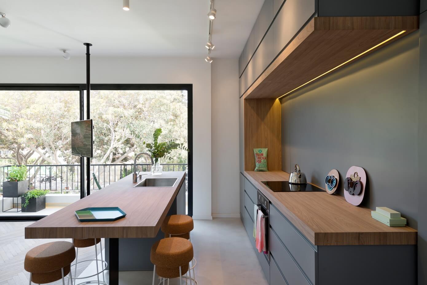003 apartment tel aviv maayan zusman interior design homeadore - Outs studio keuken ...