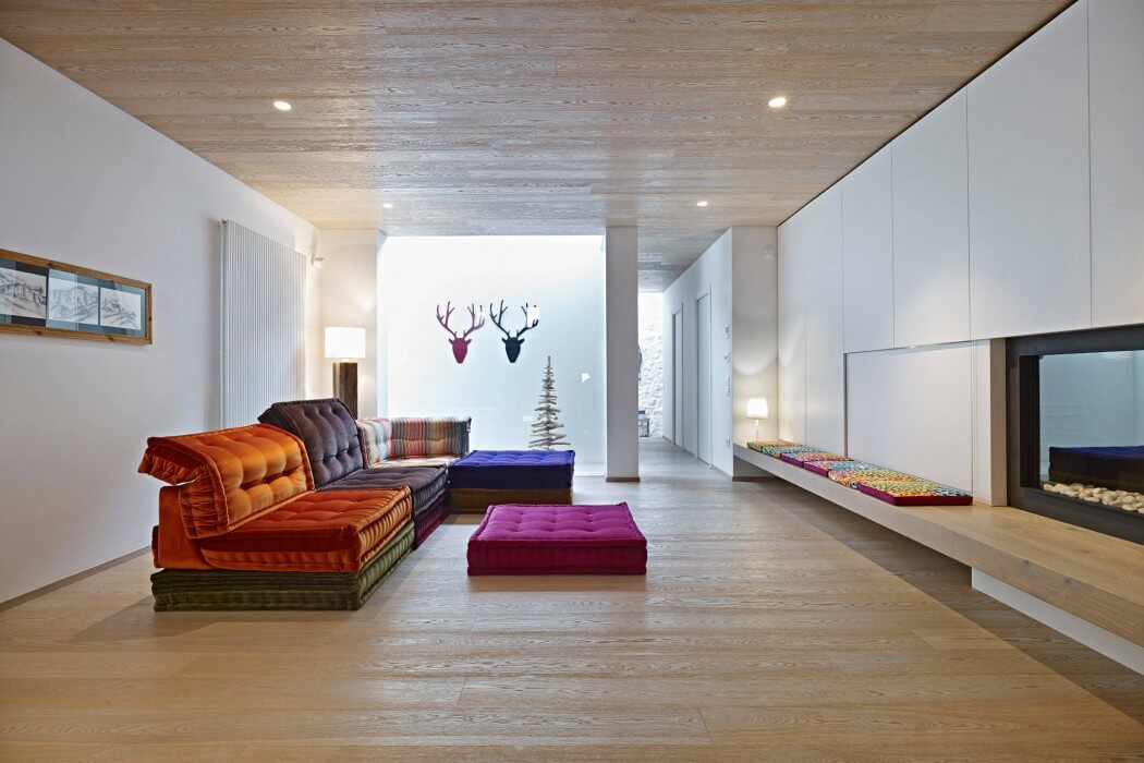 House in Asiago by Domenico Benetti