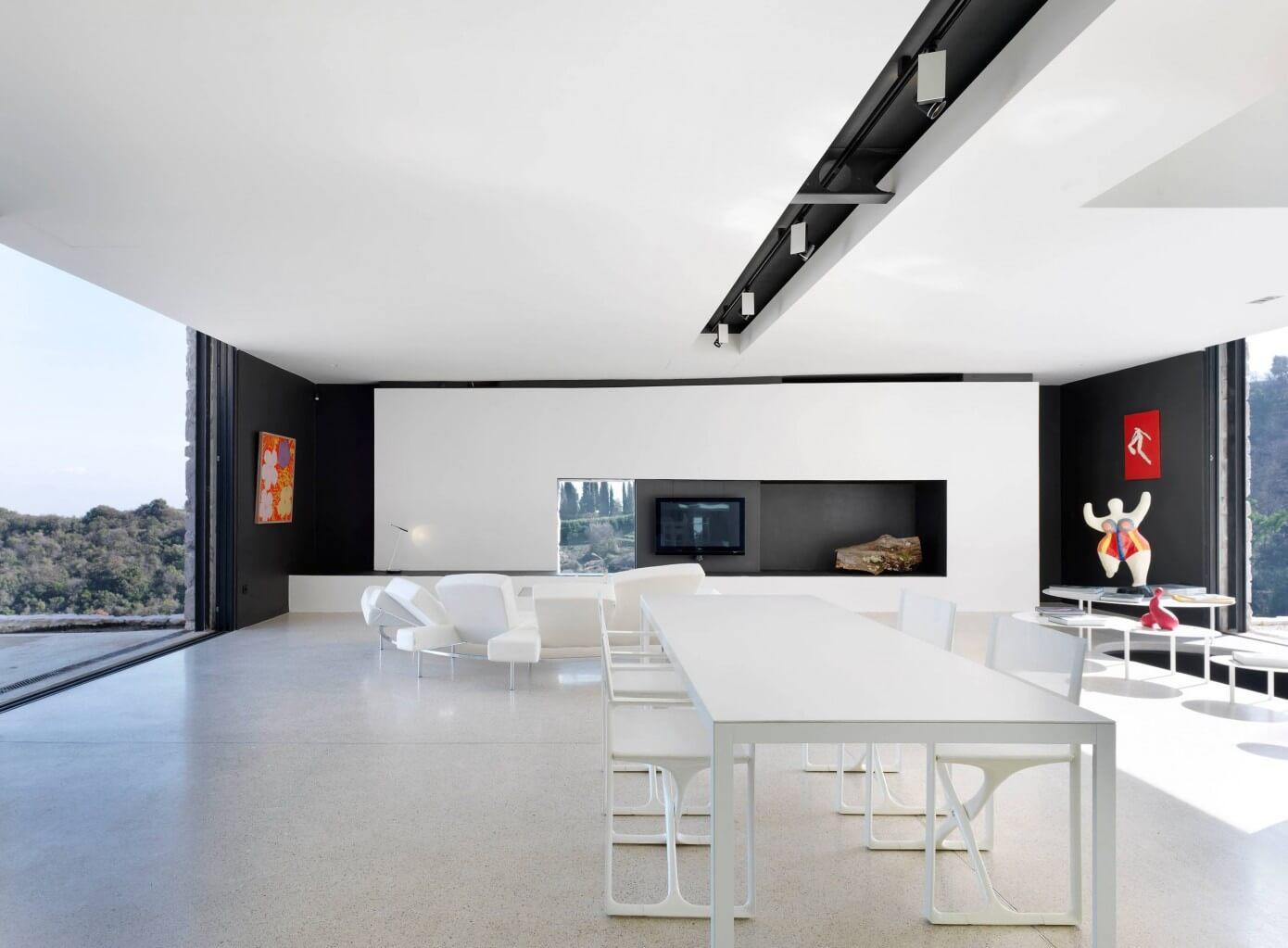 Casa farfalla by michel boucquillon homeadore for Les plus beaux salons