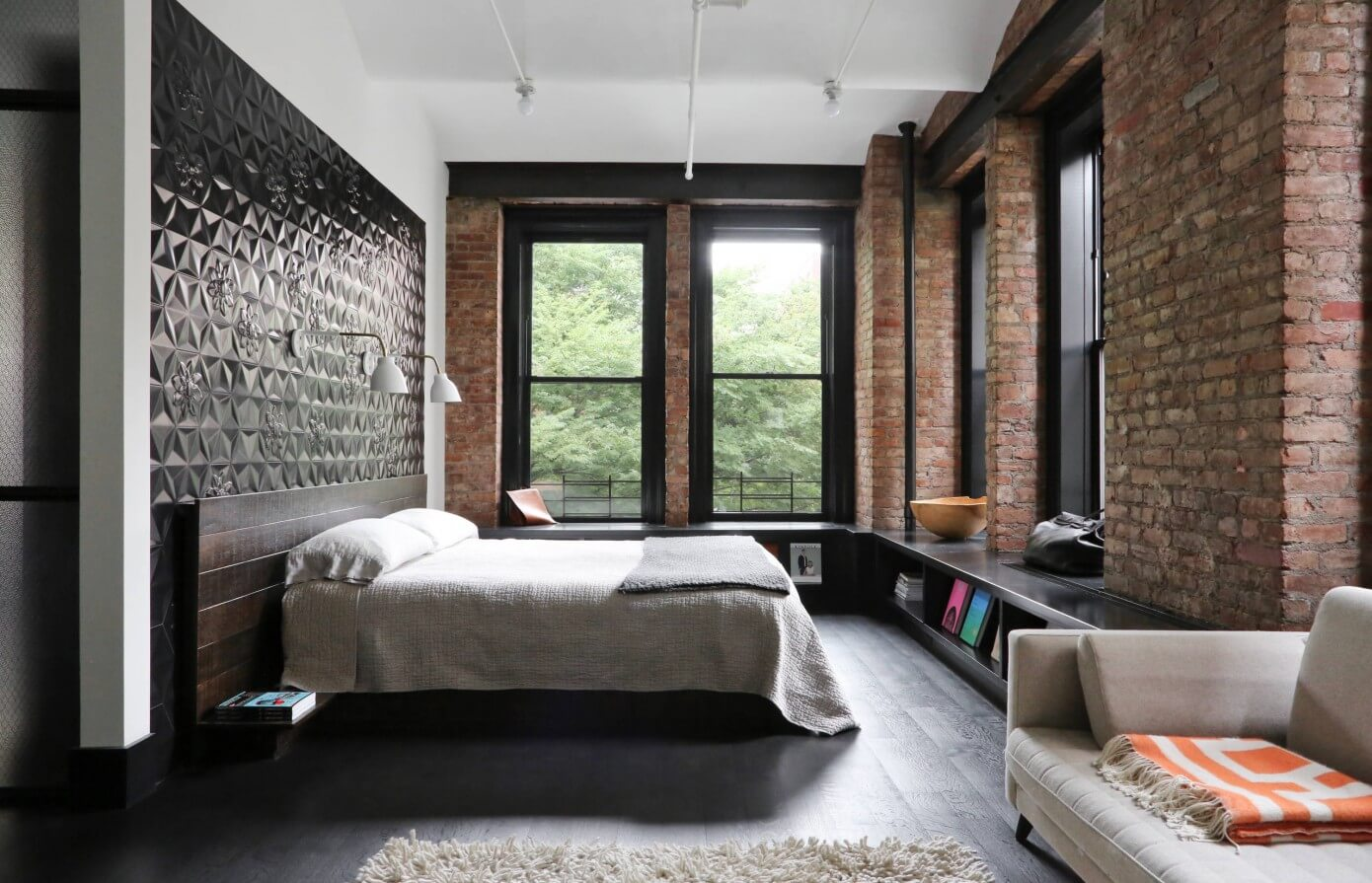 Industrial Apartment by Union Studio